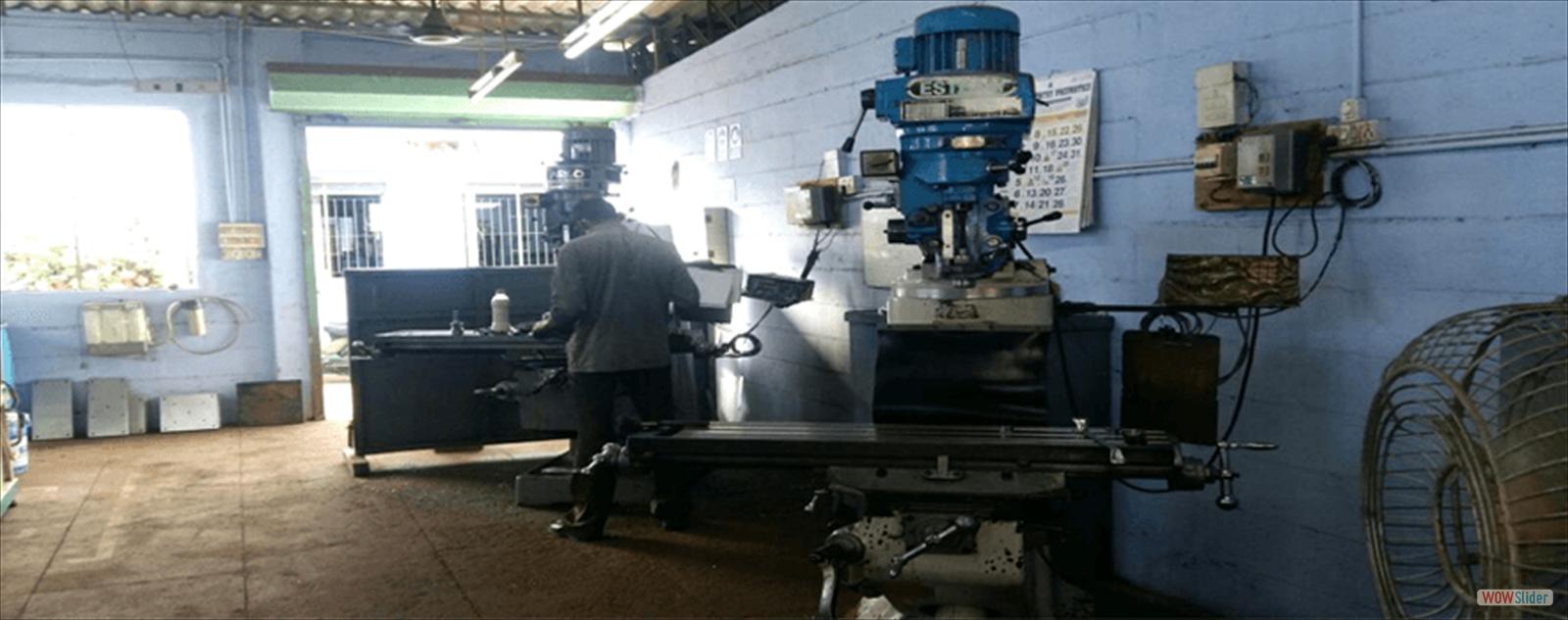 Machine Room 1